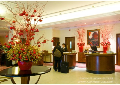 Radisson Hotel, Portman Sq, London