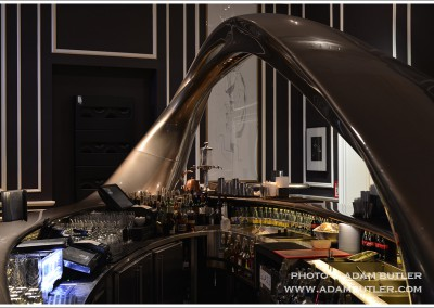 Zaha Hadid bar, Home House, London