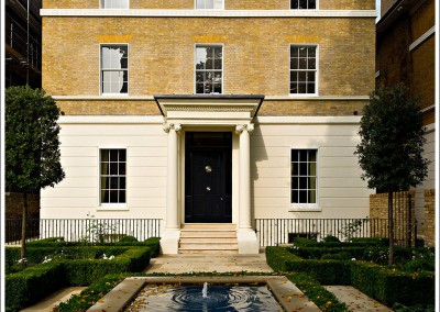St John's Wood House, Refurbishment by Bill Bennette Designs and the HAB Group