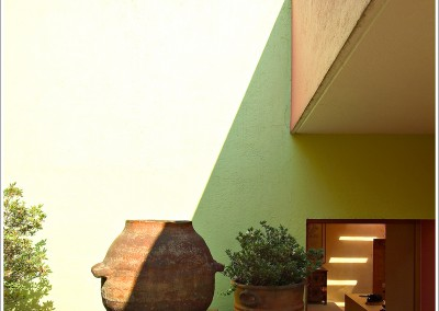 Cortina House in Mexico City, Architecture by Javier Sordo Maddaleno