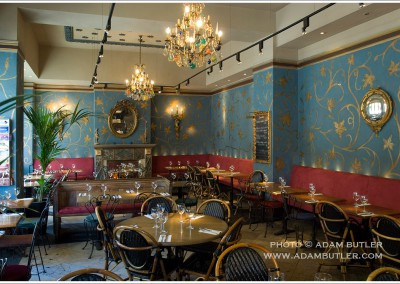 Oratory restaurant, Brompton Road, London