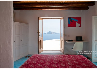 House in Iditella, Panarea, Aeolian Islands. Architecture Paolo Tilche 1964