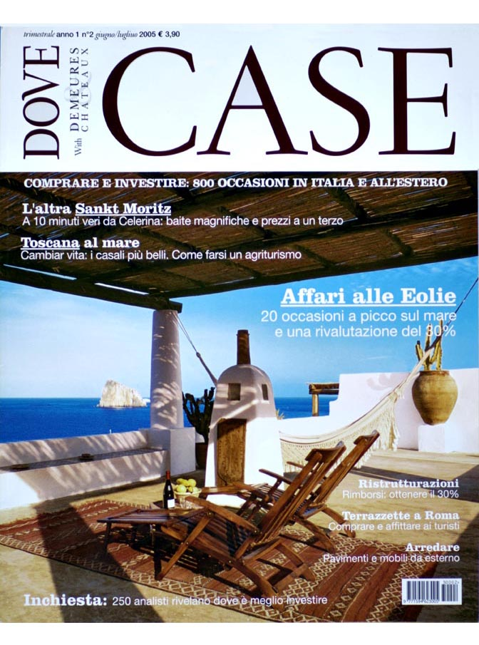 Dove Case - Ursula House, Panarea