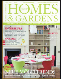 Homes & Gardens - Hornton St Apartment