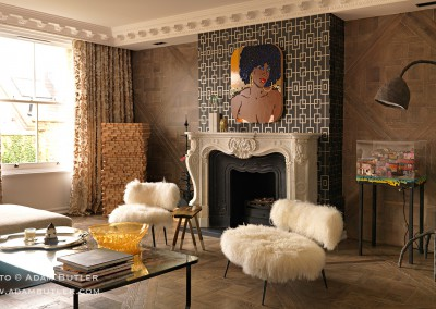 House in Chelsea, Olivier Gay Interior Design
